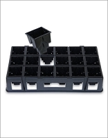 RootMaker Express Tray and Express 18 propagation containers